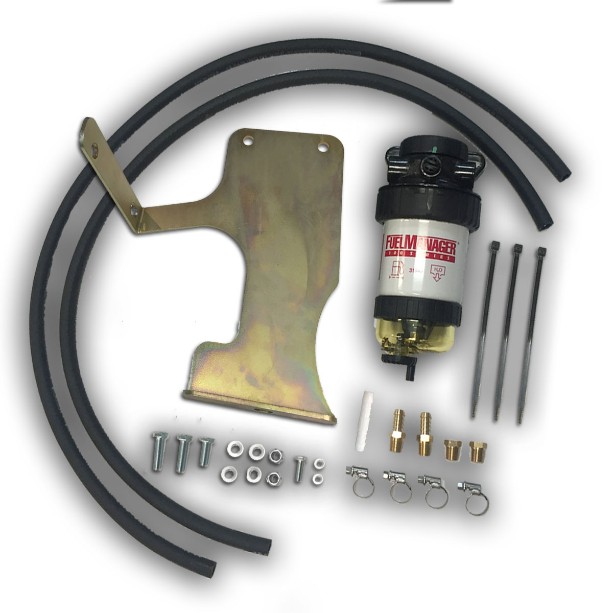 TOYOTA LANDCRUISER - 200 SERIES - PRIMARY (PRE) FUEL FILTER KIT -