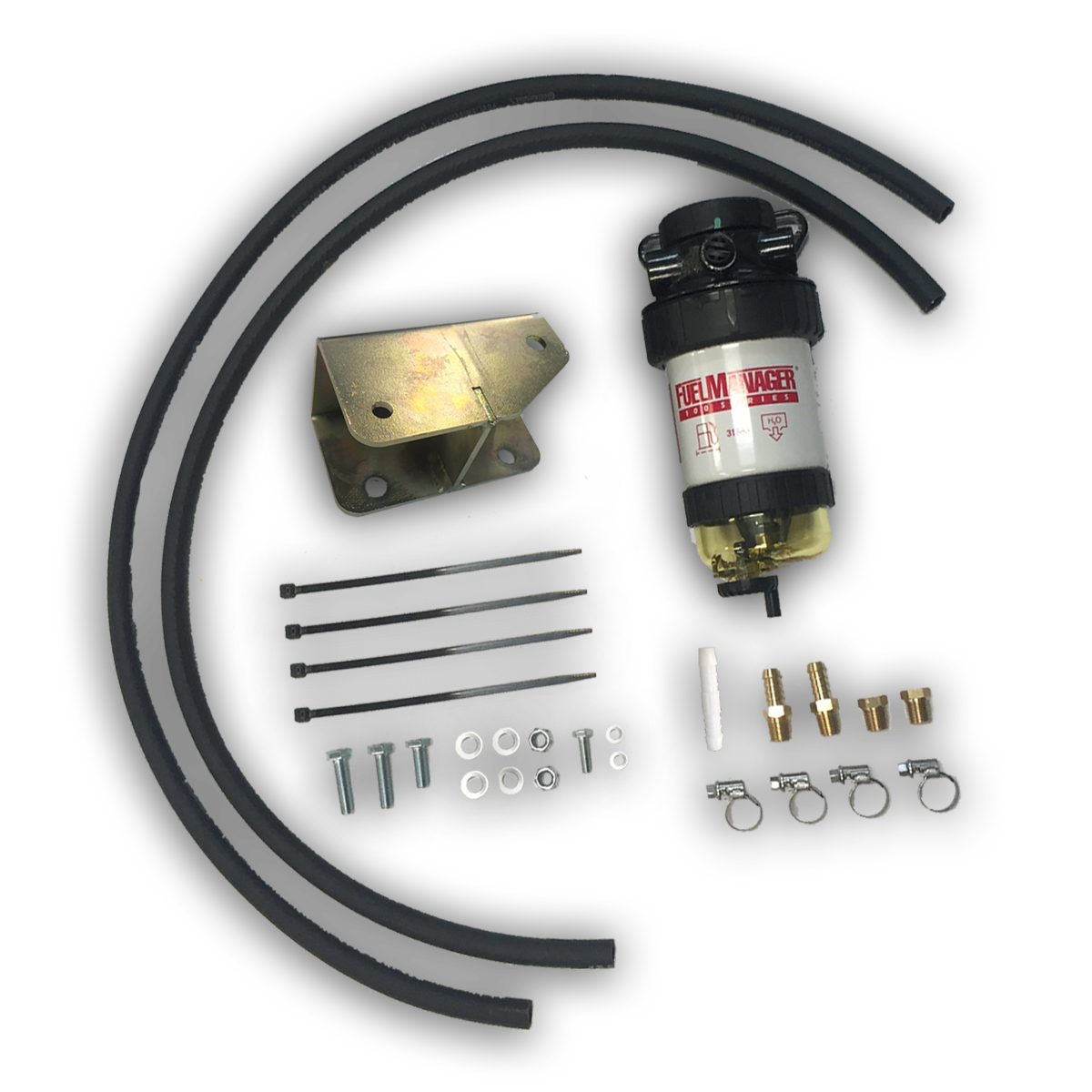 Toyota Hilux 2005 2015 3l Diesel Primary Pre Fuel Filter Kit Filters By Dimensions Brown Davis Long Range Tanks Underbody Protection Roll Cages And Motorsport